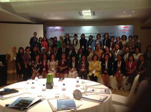 Participants from Cambodia, the Philippines, Indonesia, Malaysia and Timor Leste