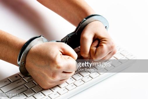 CCHR - Computer and Handcuffs